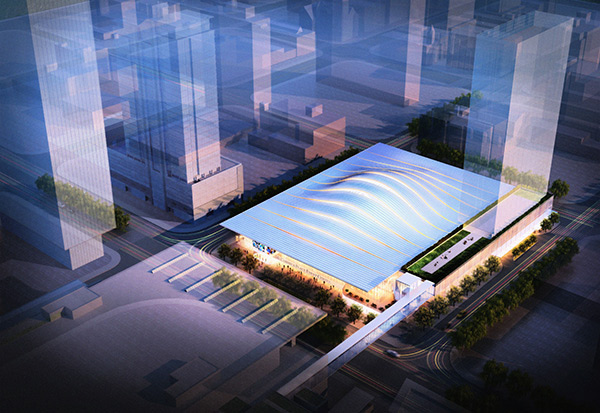 Mayor Rahm Emanuel plans to build a basketball arena and hotel complex in the South Loop—unless property owner James McHugh can thwart him.