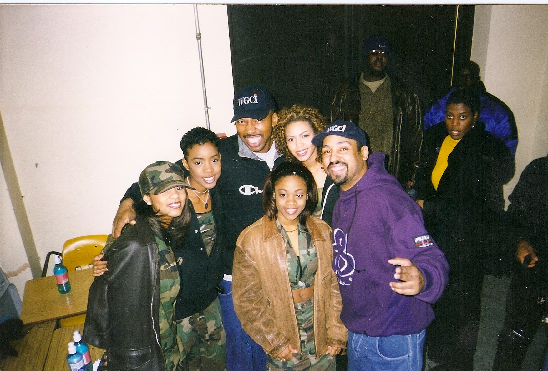 Mike Love and the Dizz with Destiny's Child
