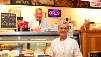 Dick and Joan McCracken