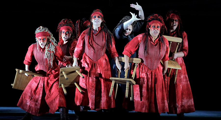 Lyric Opera's <i>Die Walküre</i>