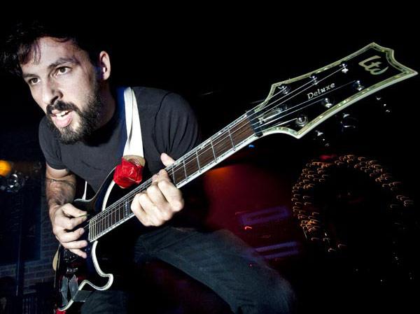 Dillinger Escape Plan guitarist Ben Weinman