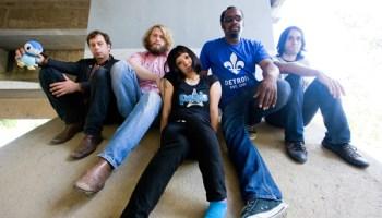 The Dirtbombs: Pat Pantano, Ben Blackwell, Ko Melina, Zachary Weedon