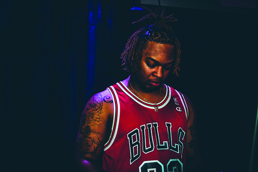 Nick Watts, who tours with Dreezy as DJ Hoop Dreams, credits radio with getting Chicago artists broader recognition—but he'd still like to see programming devoted entirely to locals.