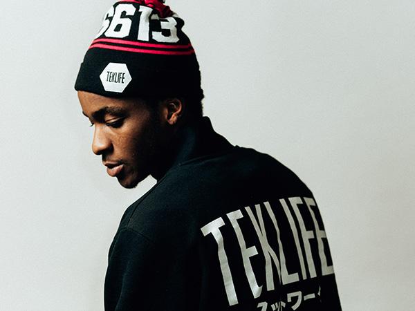 DJ Taye appears on the latest Teklife compilation, <i>On Life</i>.