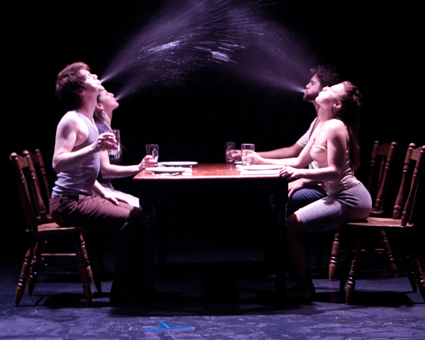 The Four Food Groups (Sat 9/3, 10 PM, Sun 9/4, 7 PM, Sat 9/10, 8:30 PM, Doppler Stage, 1915 S. Halsted)