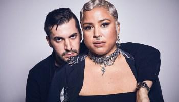 Na'el and Via Rosa perform as Drama.