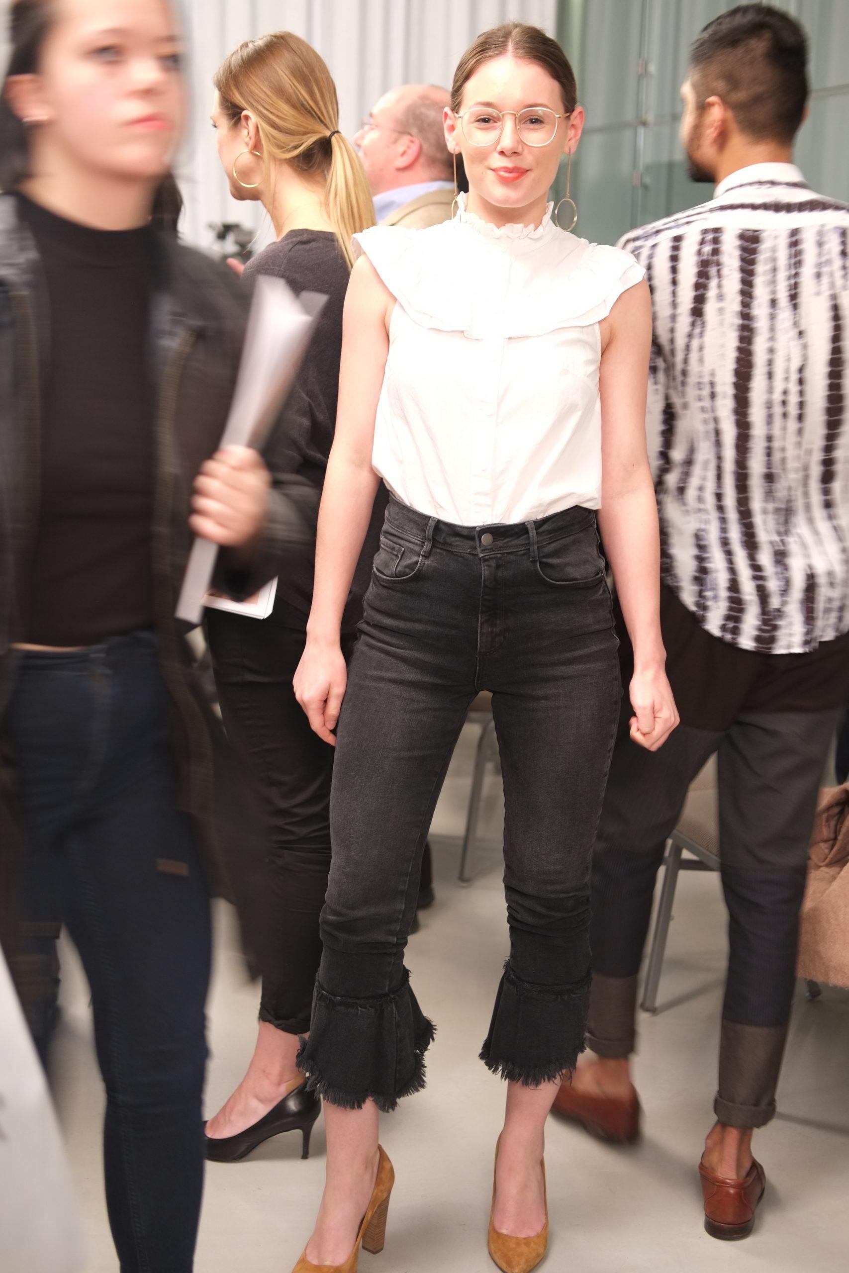 Factor Chosen model-scout Jessie Sardina