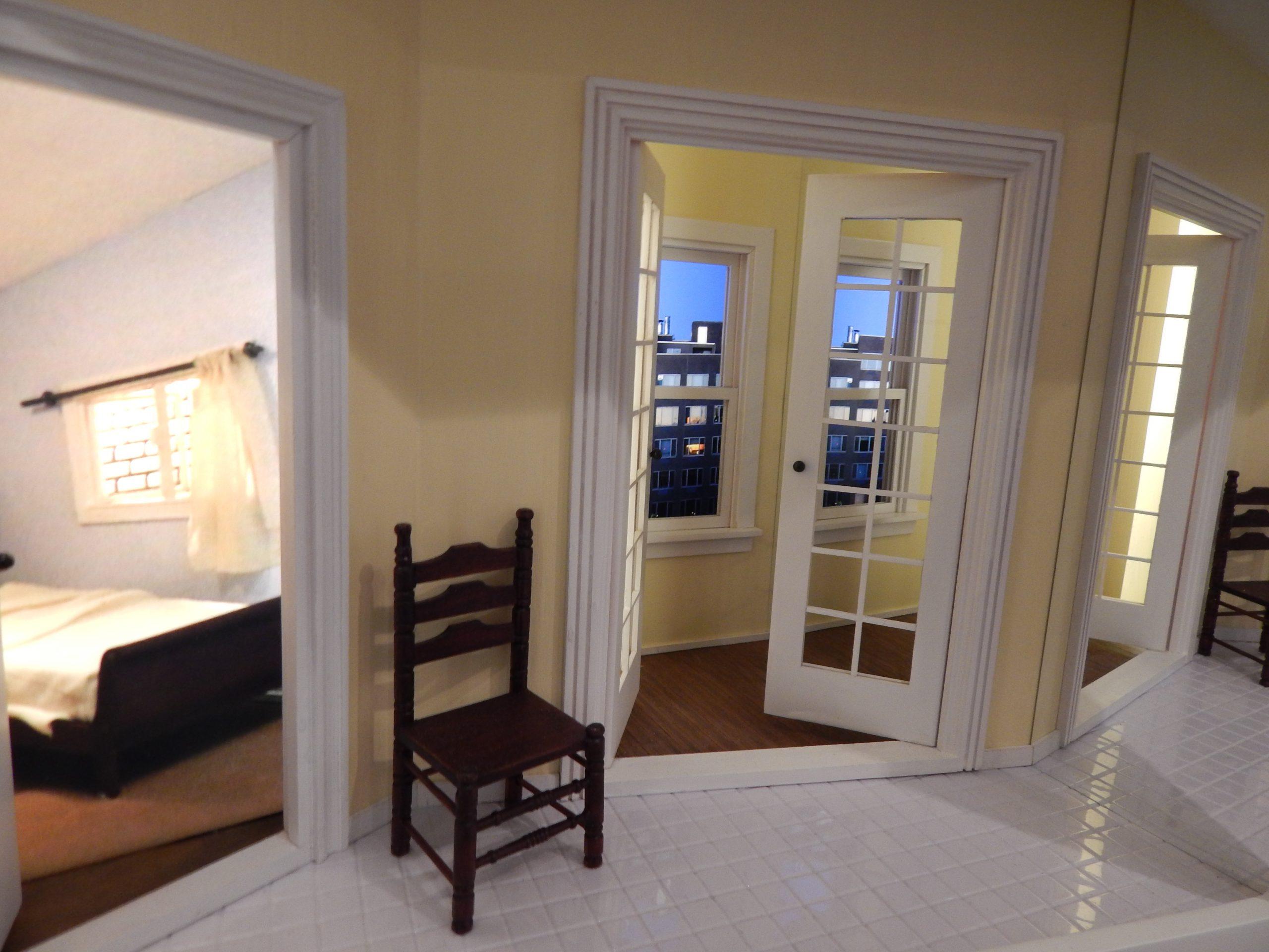 Susan Leopold's <i>One Room</i>