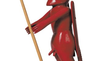 <i>Boogerman (Devil Figure)</i> by Earnest Patton