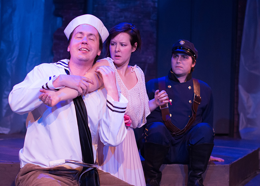 Promethean Theatre Ensemble's <i>Eurydice</i>
