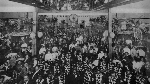 Inside the Pekin Theatre