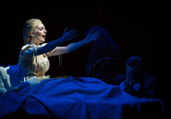 Marriott Theatre's <i>Evita</i>