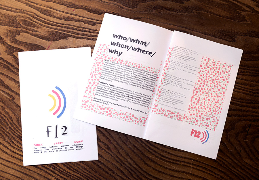 F12's <i>Quick Start Guide</i> contains information and resources to help people learn de-escalation and mediation.