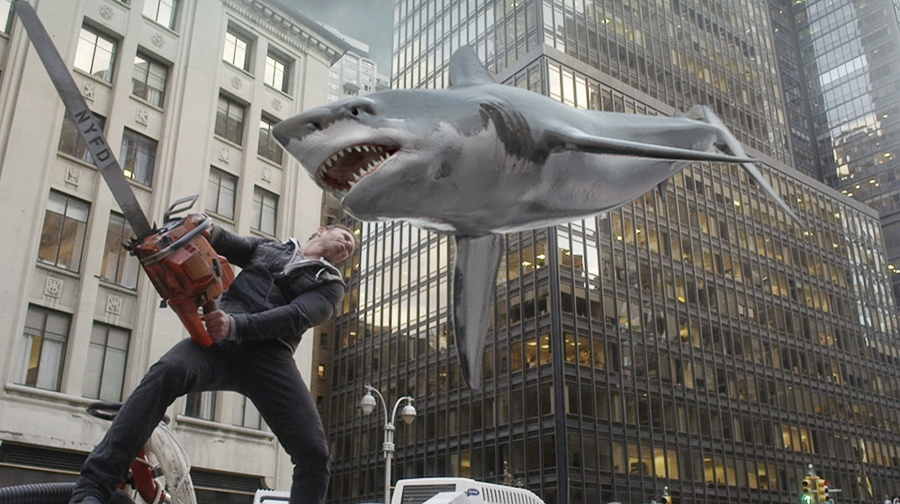 There has to be <i>some</i> real science in <i>Sharknado</i>, right?