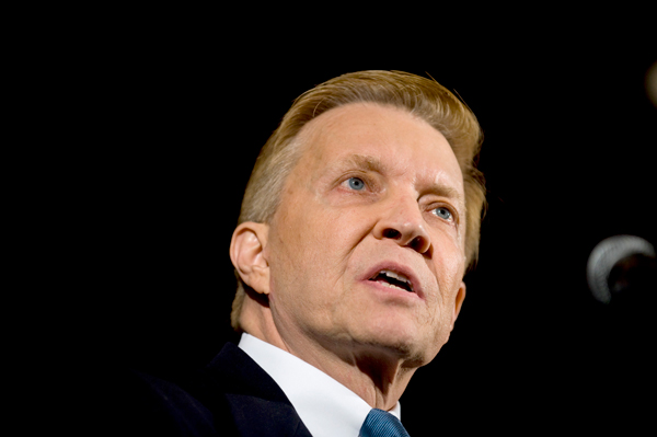 """Alderman Robert Fioretti, a potential challenger to Mayor Rahm Emanuel, has been speaking to community and business groups around the city as part of his """"listening tour."""""""