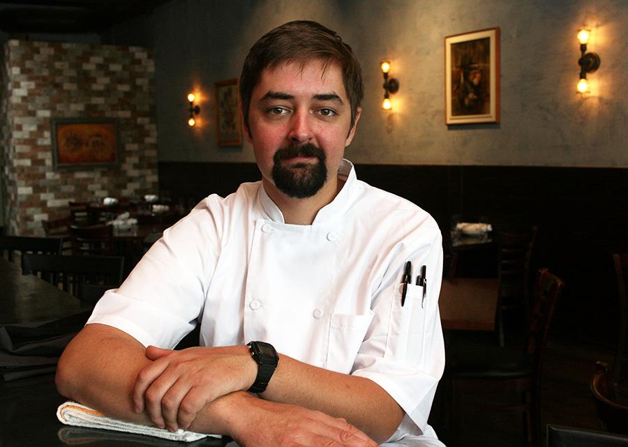 Stephen Hasson of Ugo's Kitchen & Bar
