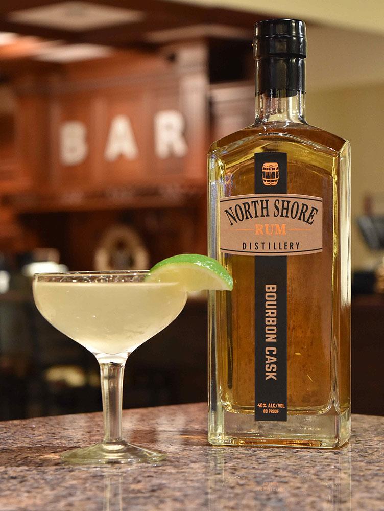 Bourbon Cask Rum