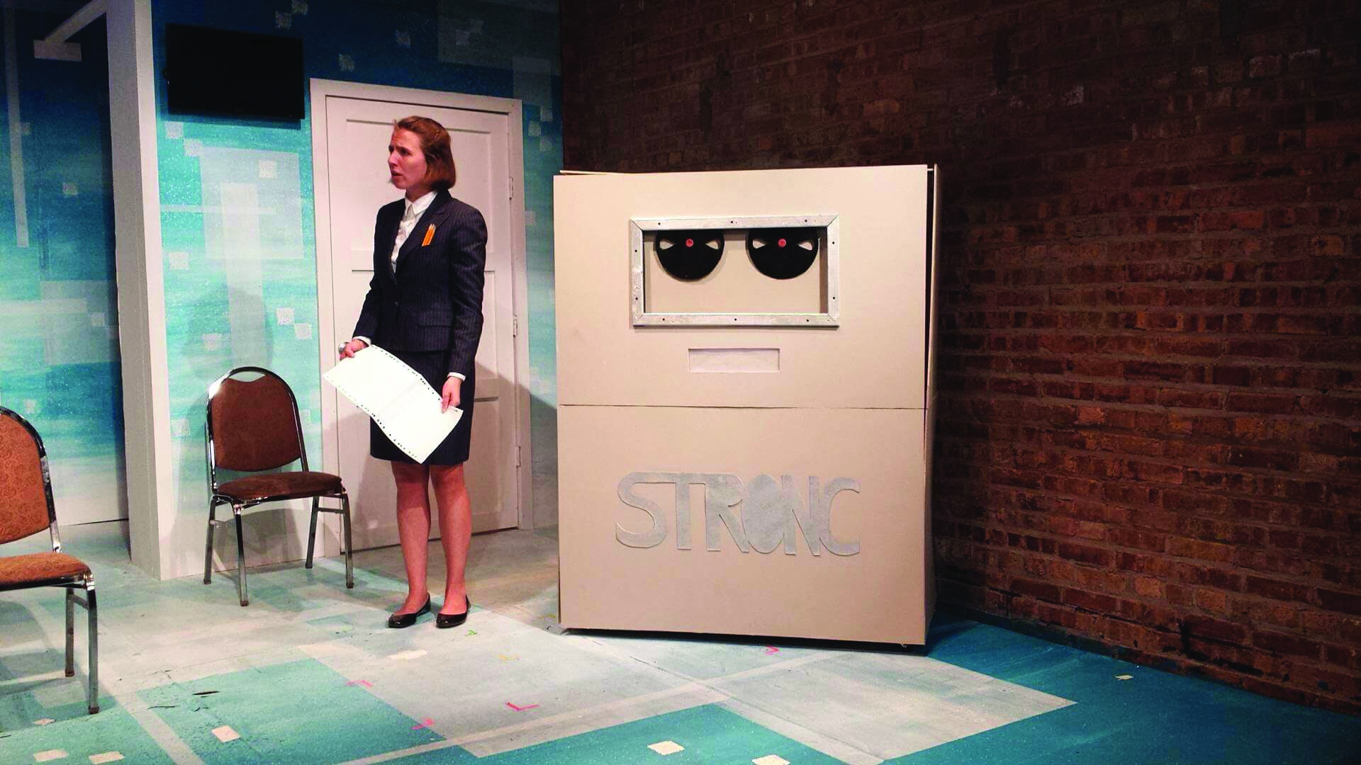 <i>The Funny Papers</i>, at Prop Thtr