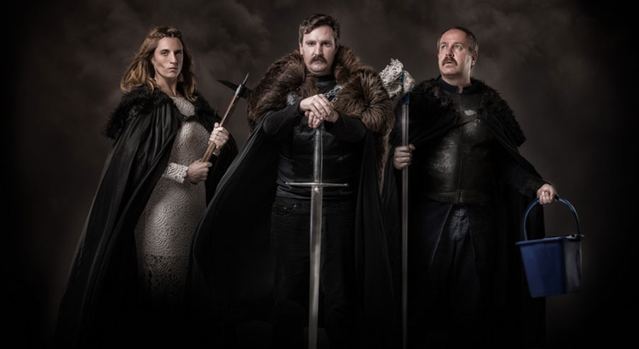<i>Graeme of Thrones</i>