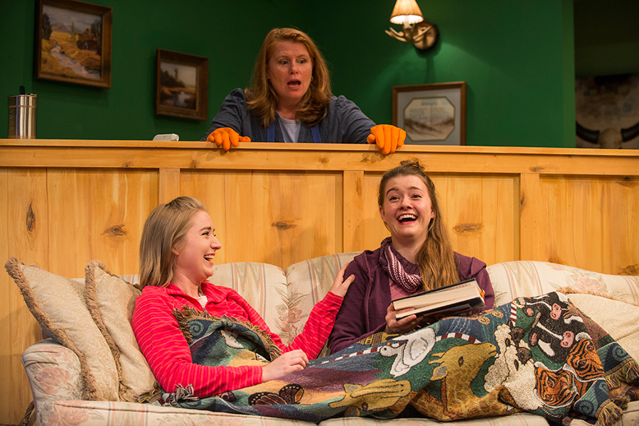 <i>Grizzly Mama</i>, at Rivendell Theatre