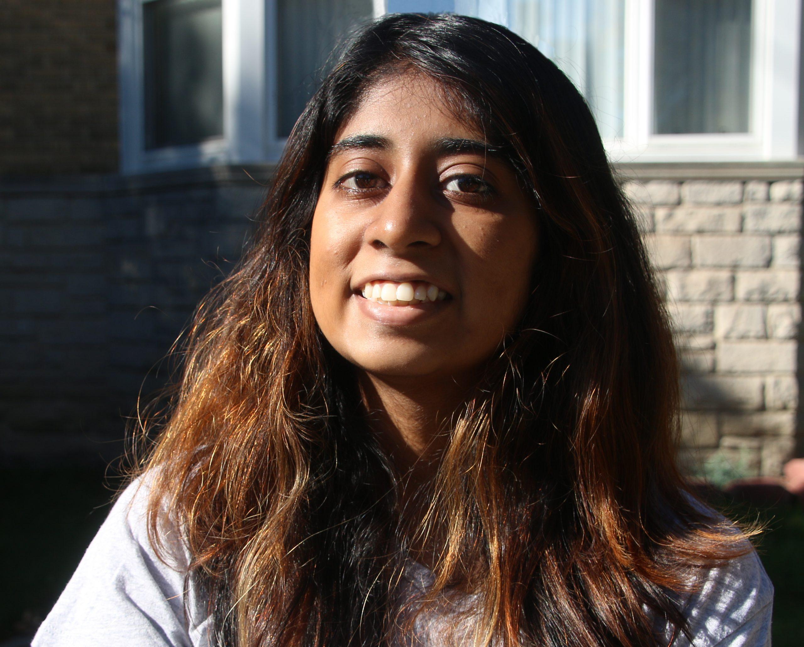 Pooja Patel, 17