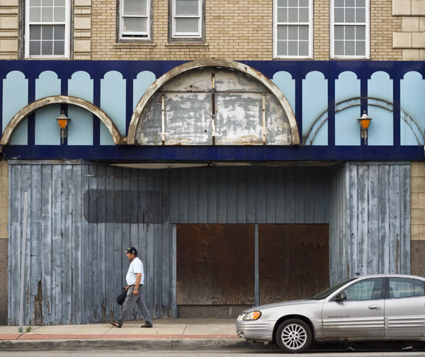 <em>East Chicago, Indiana.</em> East Chicago, July. By Heather A. Phillips, 32, research manager, Ravenswood