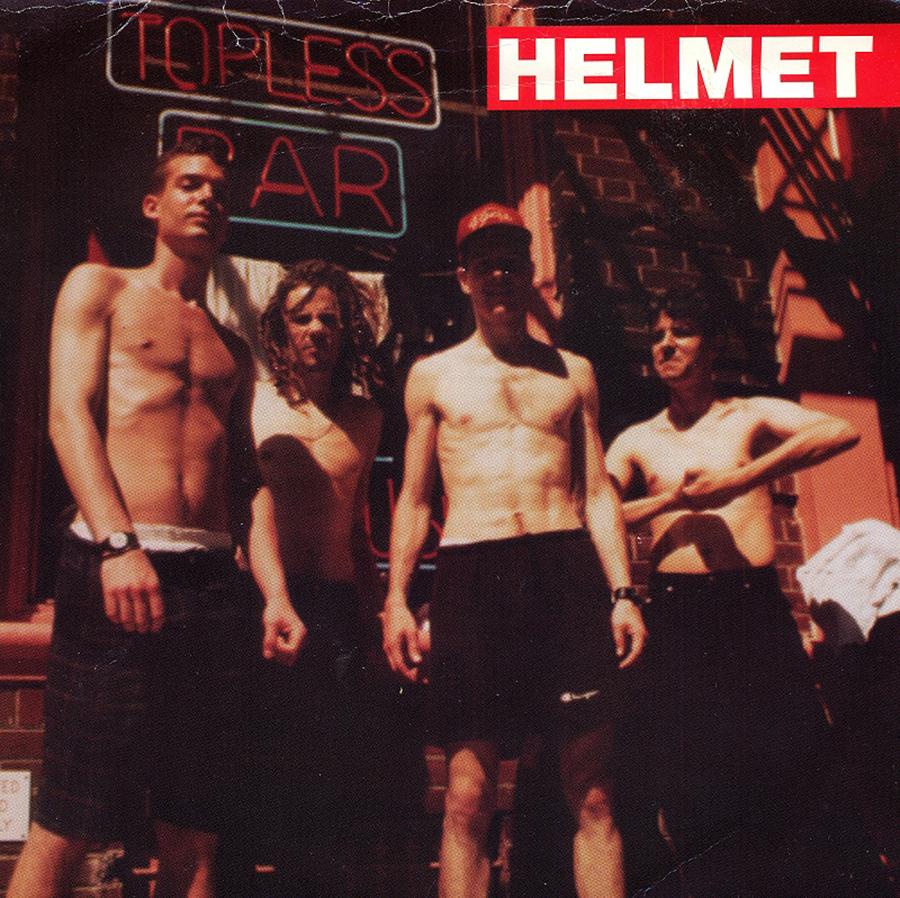 Helmet in 1992