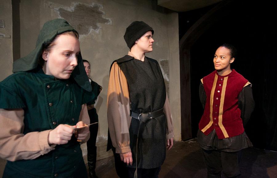 Babes With Blades' <i>Henry V</i>