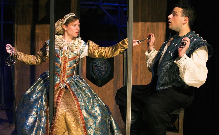 Lifeline Theatre's <i>Her Majesty's Will</i>