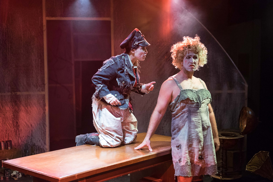 Akvavit Theatre's <i>Hitler on the Roof</i>