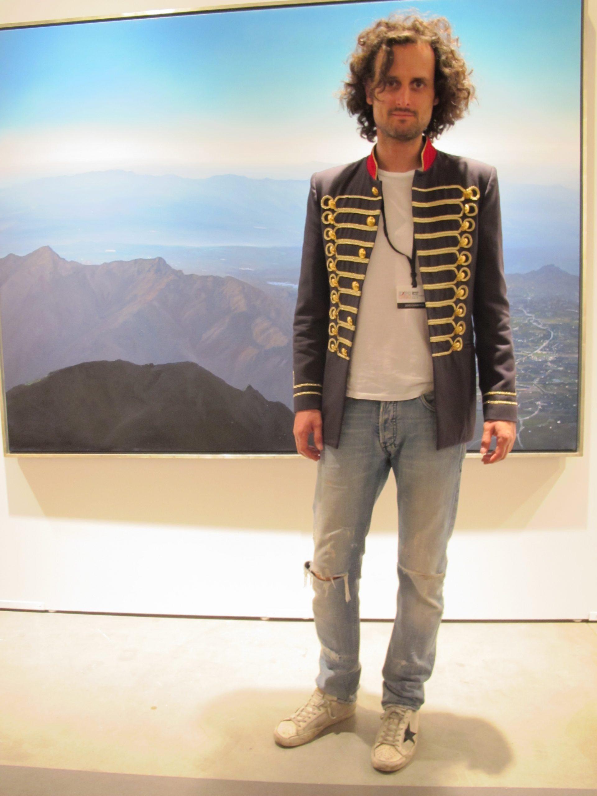 Ignacio Murua of Local Arte Contemporaneo