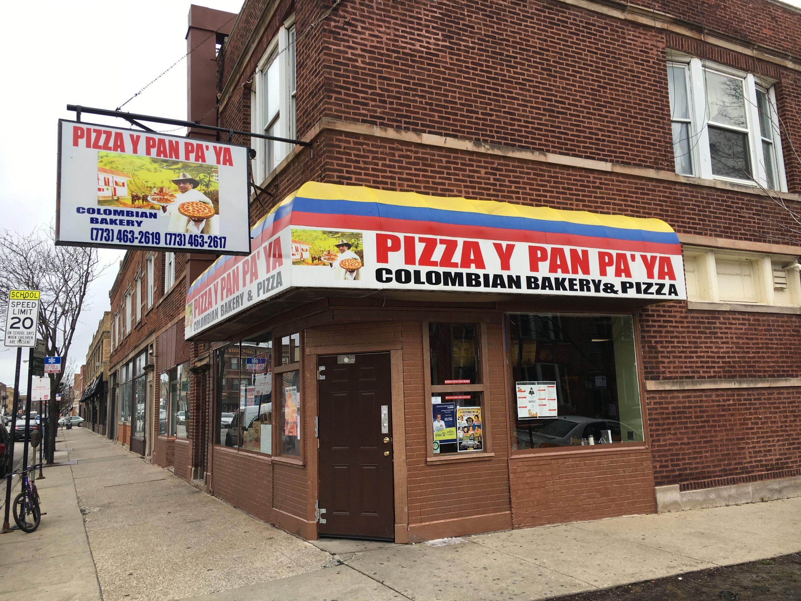 Pizza y Pan Pa' Ya