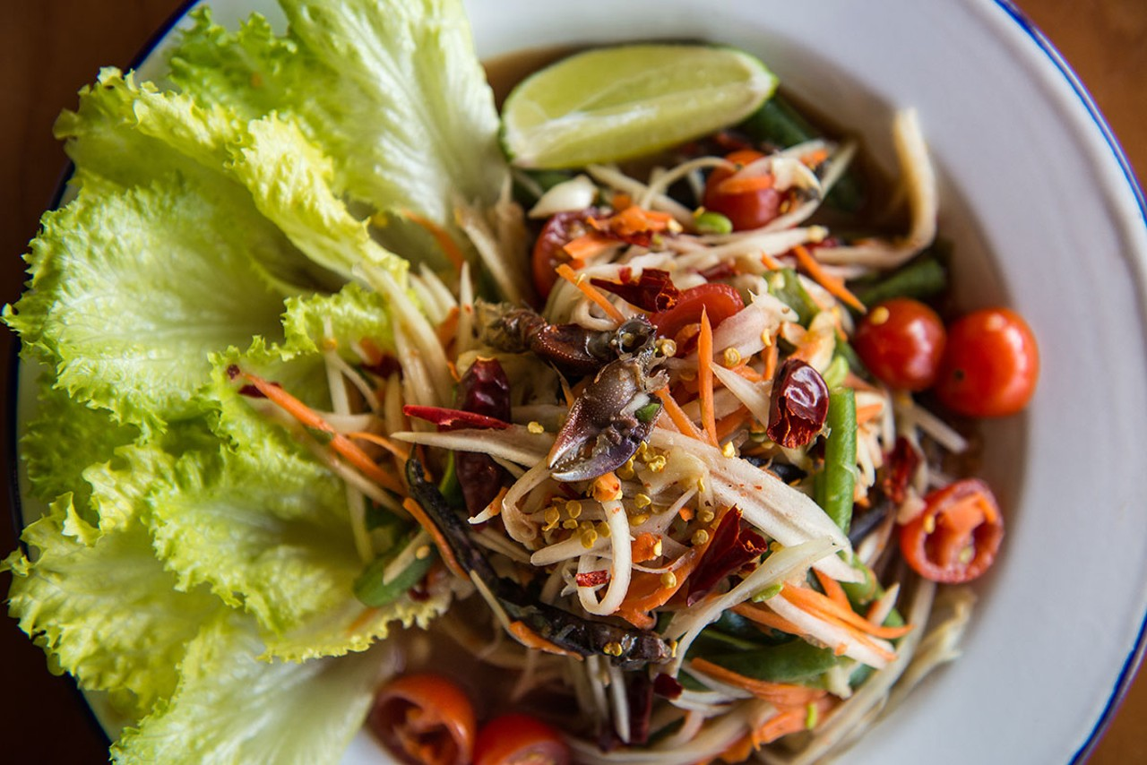 Fast-food Thai joint Immm Rice & Beyond hosts a Thai New Year party on Thu 5/4.