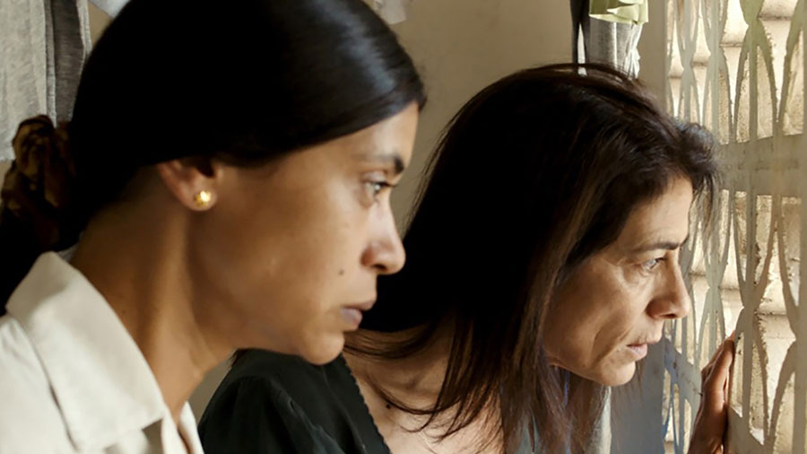 <i>In Syria</i>, about a city under siege, plays Sun 2/4.