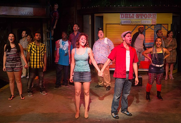 Porchlight Theatre's <i>In the Heights</i>