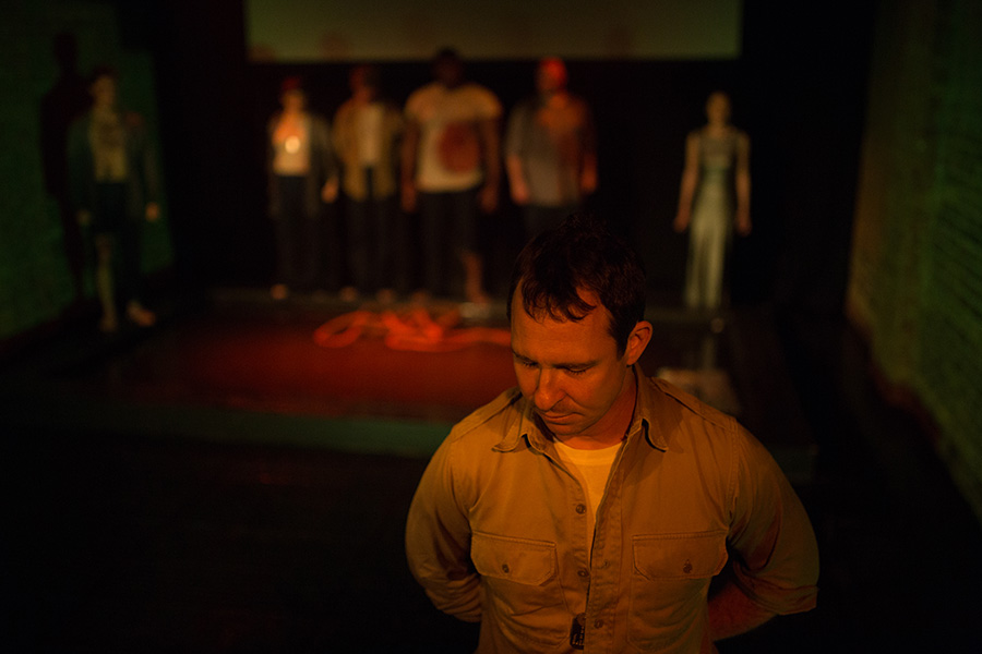 Saltbox Theatre Collective's <i>In the Soundless Awe</i>