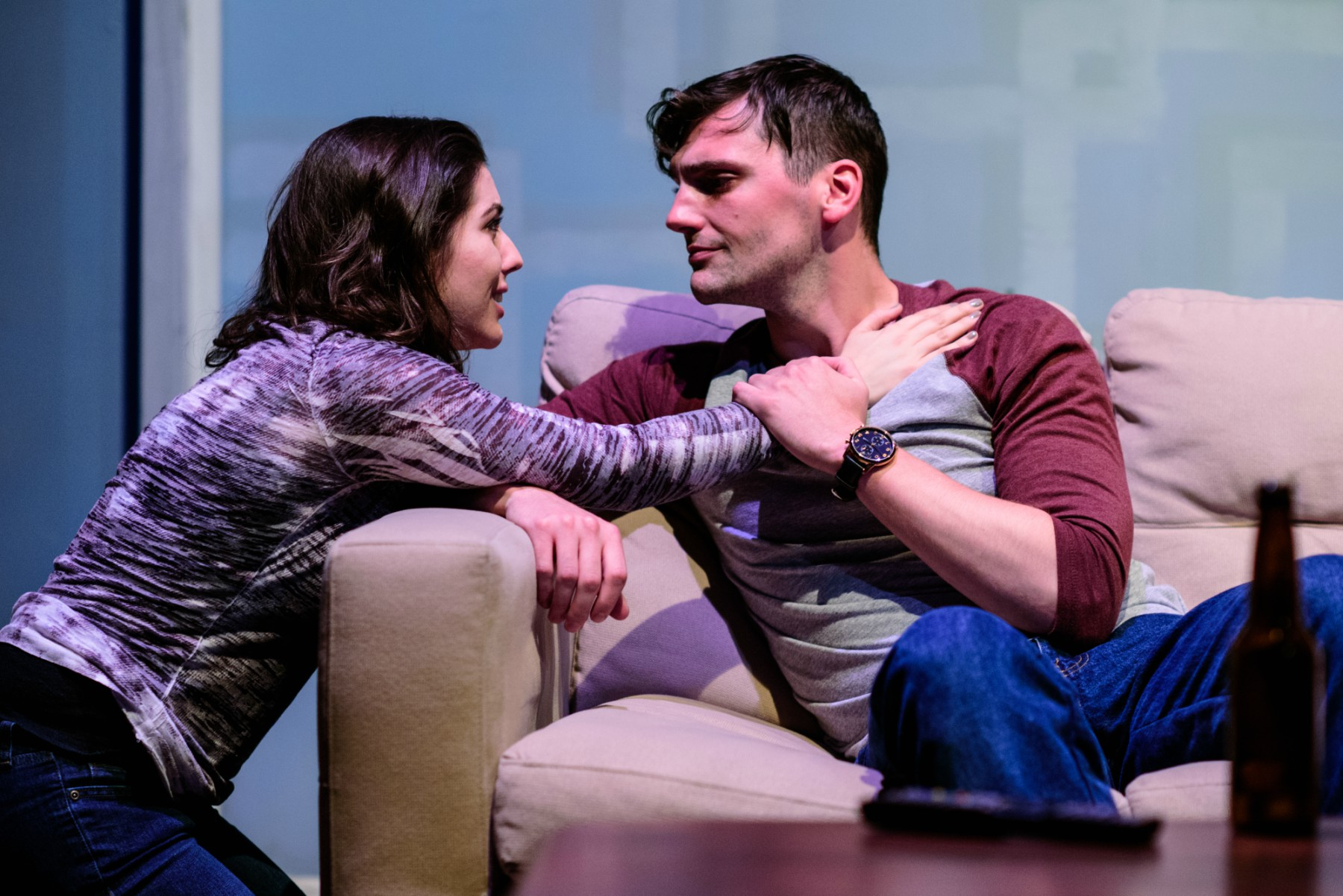The Comrades' <i>In the Wake</i>, at the Greenhouse Theater Center