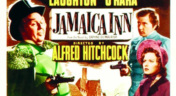 <i>Jamaica Inn</i> screens Sun 10/12, 2:30 PM.