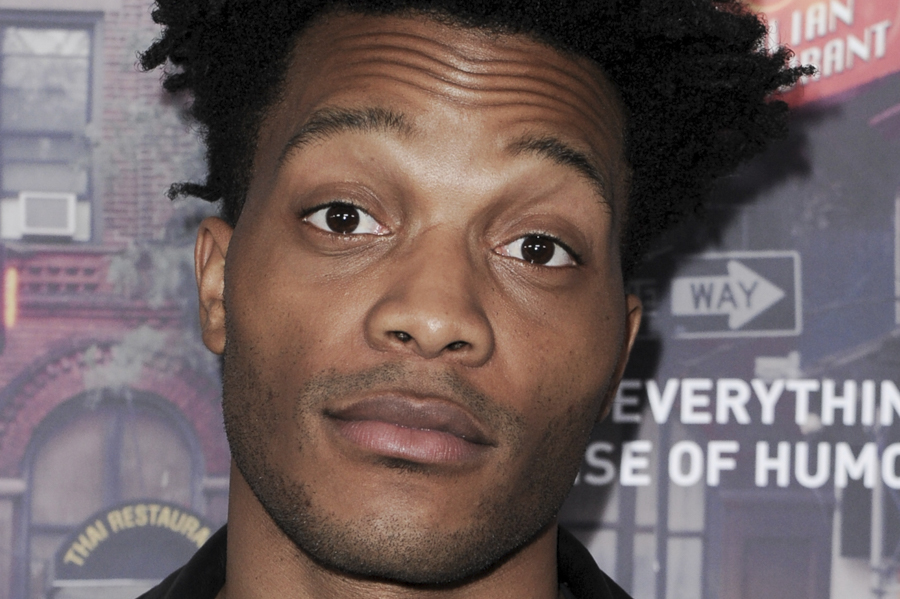 Jermaine Fowler performs at Zanies this week.