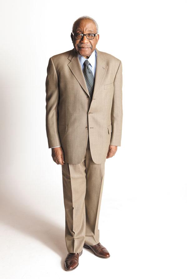 Commissioner Jerry Butler, a former soul star, is Cook County's longest-serving commissioner.