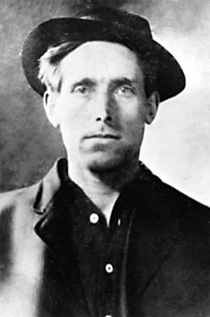 Labor activist Joe Hill wrote many of the most enduring anthems in the IWW's <i>LittleRed Songbook</i>.