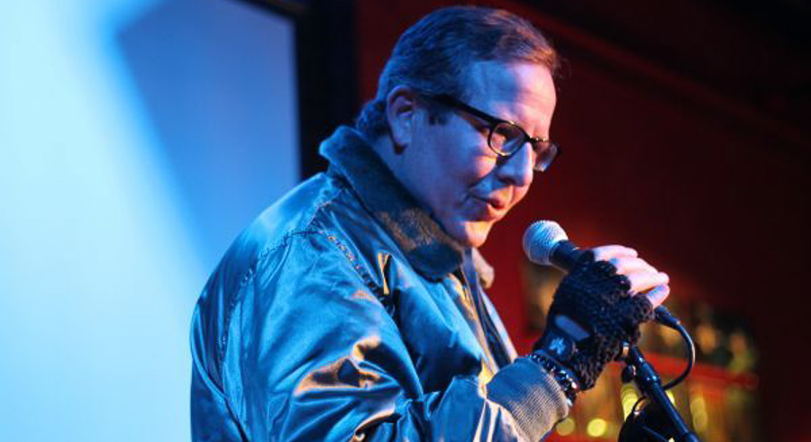 Wolf Eyes's John Olson reads from his new book at Quimby's on Sat 10/8.