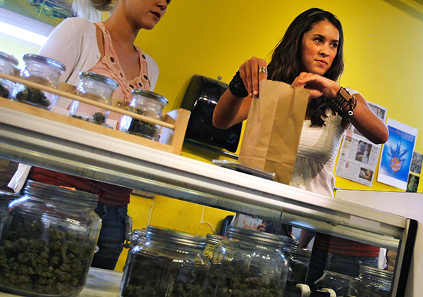 Colorado is generating millions of dollars in taxes each month from the legal sale of cannabis products—while authorities in Chicago are spending money to arrest people for carrying pot.