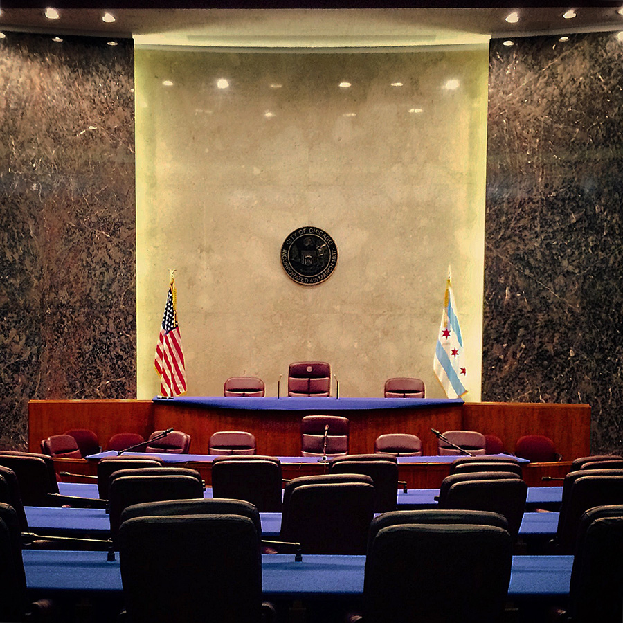 Believe it or not, it is better to let the folks who occupy these seats draw ward maps than a computer.