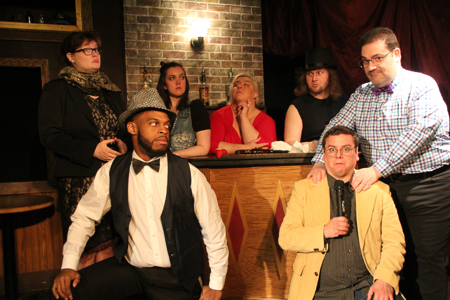 <i>The Karaoke Murder Mystery Extravaganza</i>, at the Public House Theatre