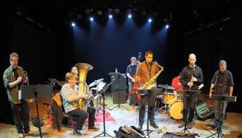 The Resonance Ensemble, led by Jazz Fest's artist in residence, Ken Vandermark