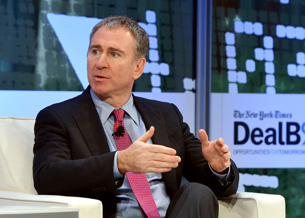 Kenneth Griffin has generously contributed to politicians around the country.