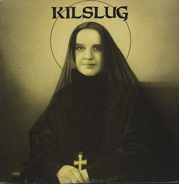 The cover of the 1986 Kilslug album <i>Answer the Call</i>