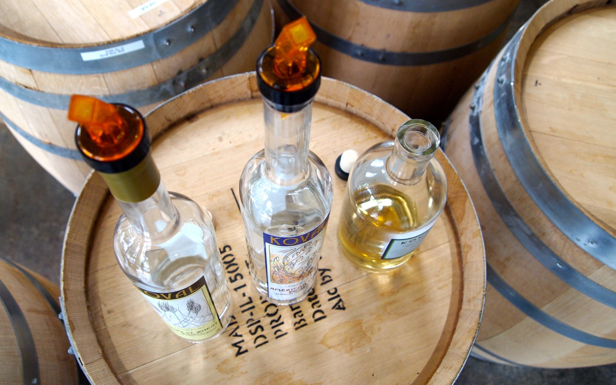 Koval spirits are featured at an Uncommon Ground dinner on Mon 3/21.