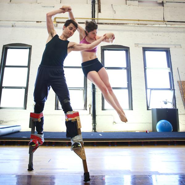 Matthew McMunn and Felicia McBride